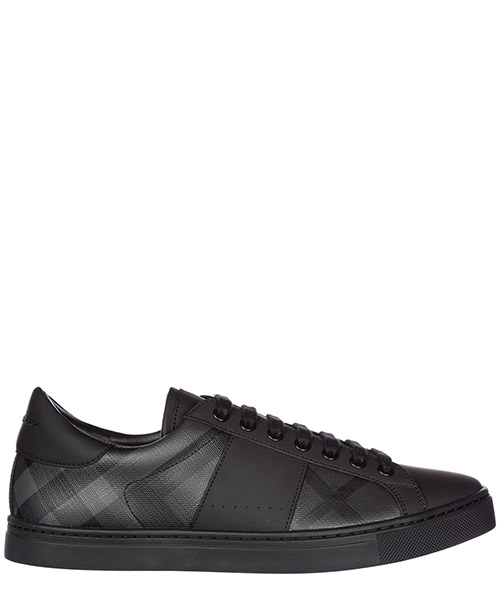 Sneakers Burberry Ritson 40567661 charcoal