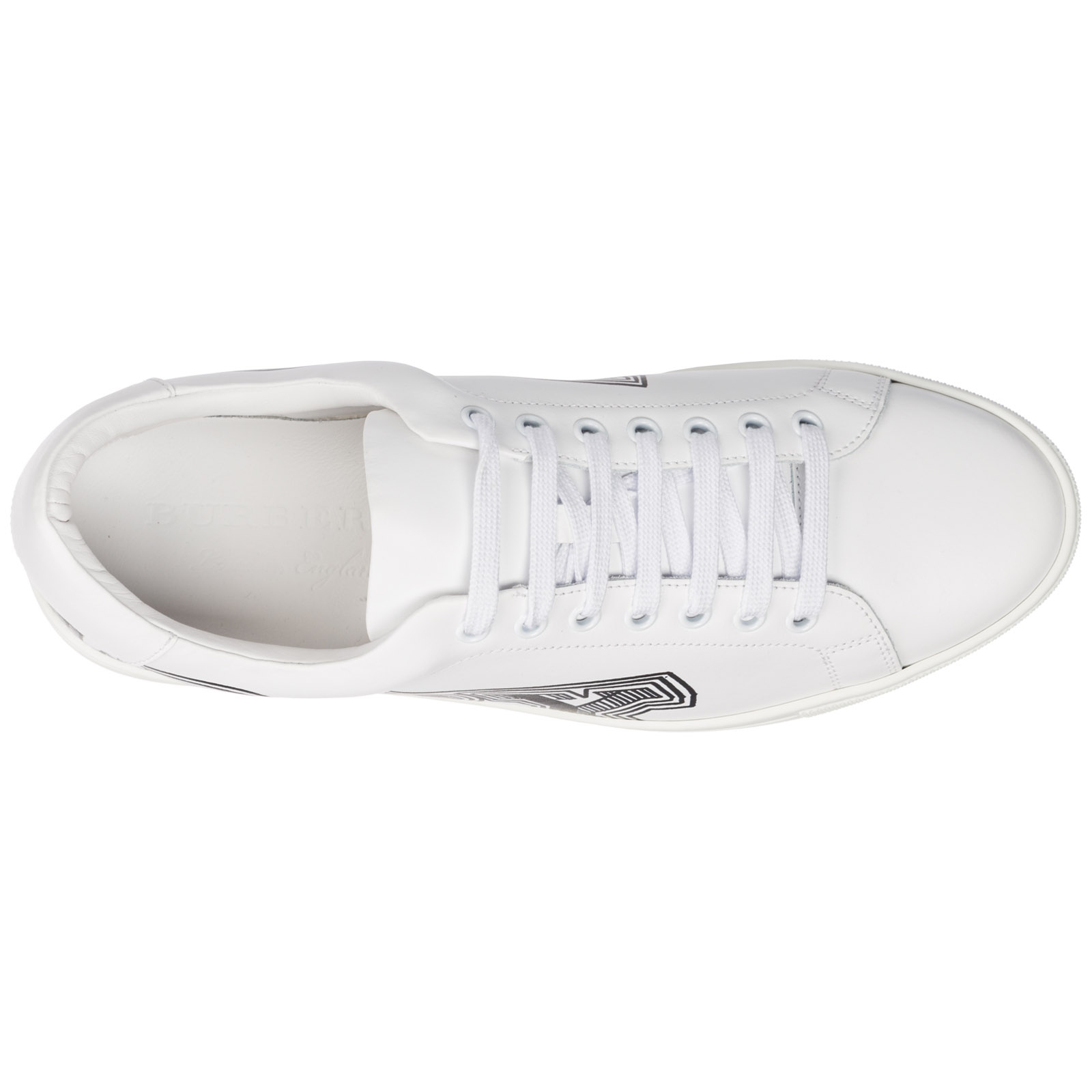 Men's shoes leather trainers sneakers albert