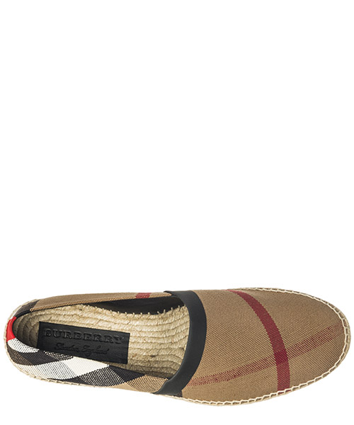Men's cotton espadrilles slip on shoes secondary image