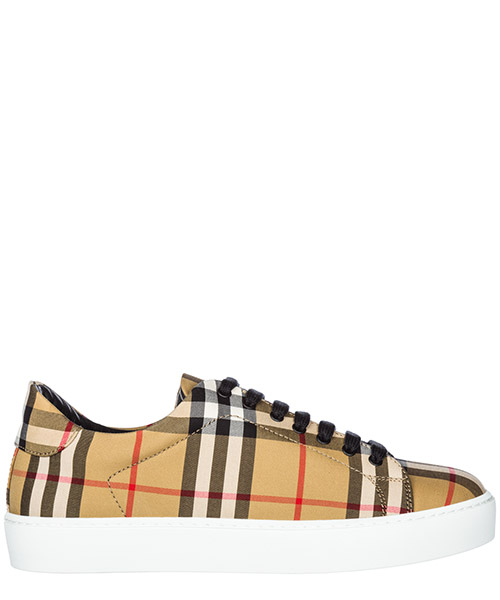 Turnschuhe Burberry 40737101 antique yellow