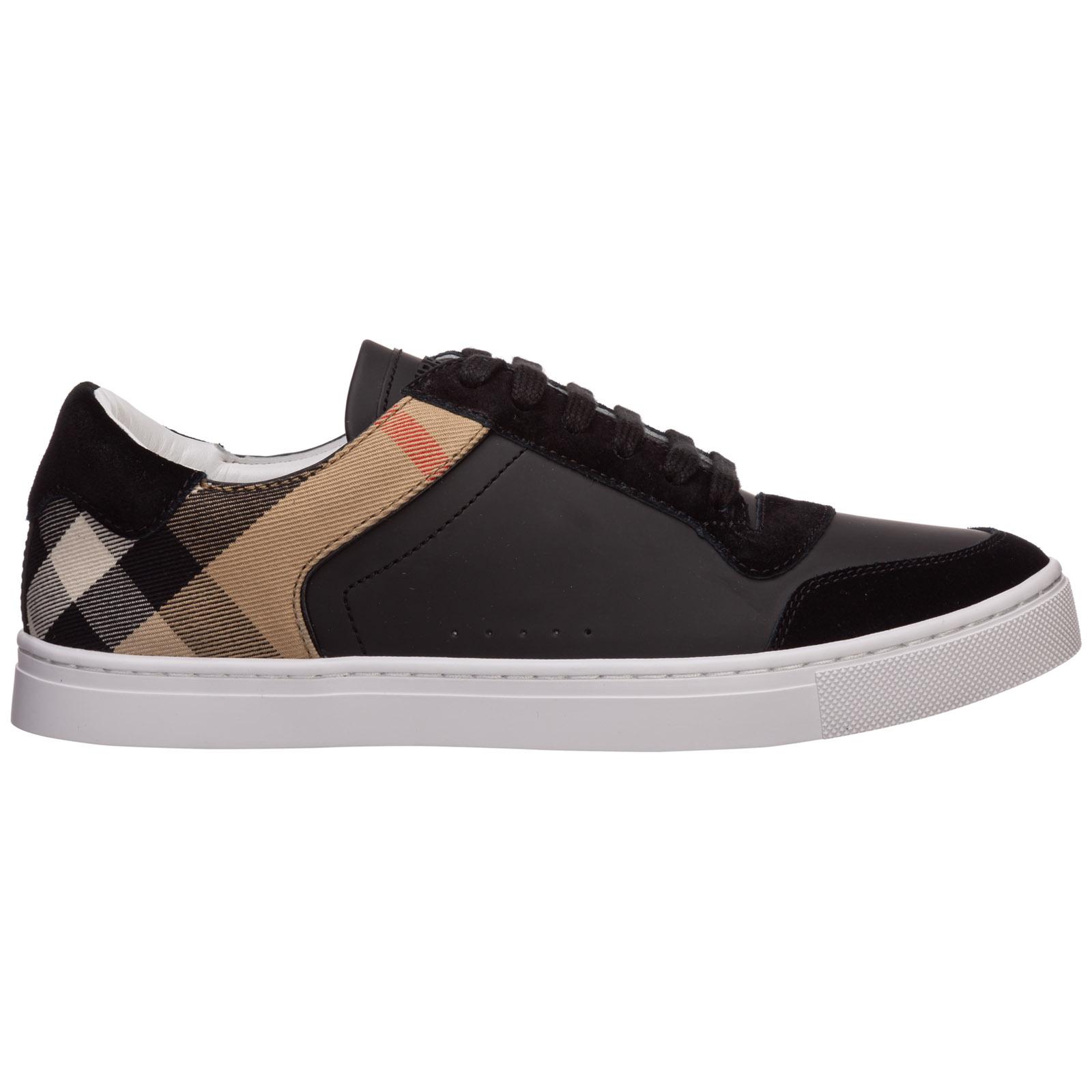 burberry shoes men