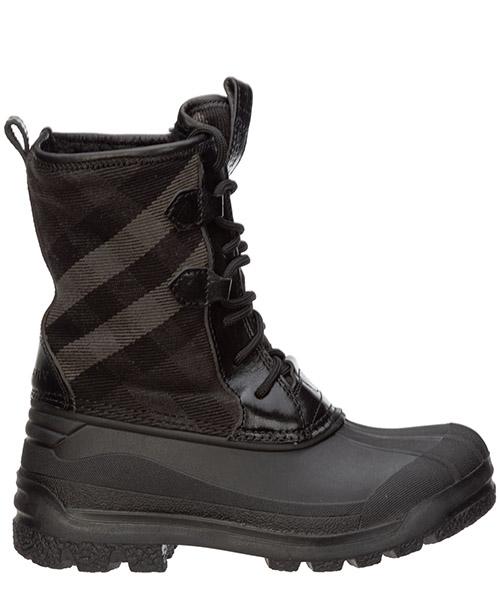 Combat boots Burberry B29090099 nero