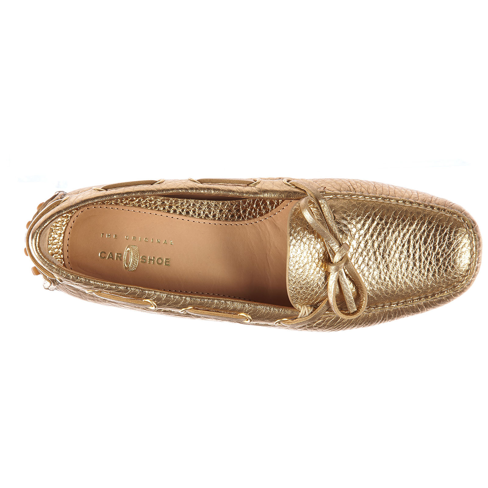 Damen leder mokassins slipper  drive