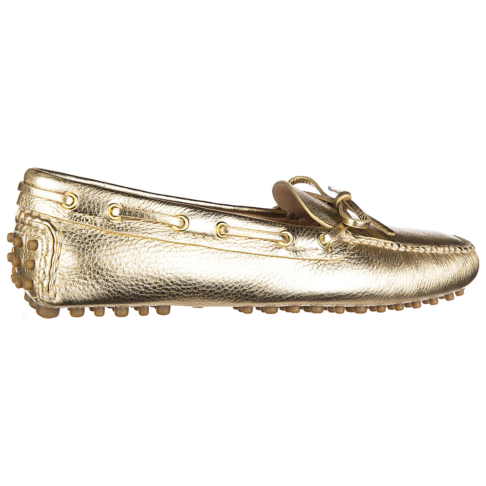 Women's leather loafers moccasins  daino drive