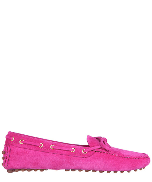 Mocassini Car Shoe KDD006 6BE F0505 rosa