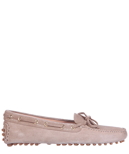 Mocassini Car Shoe KDD006 6BE F0F24 beige