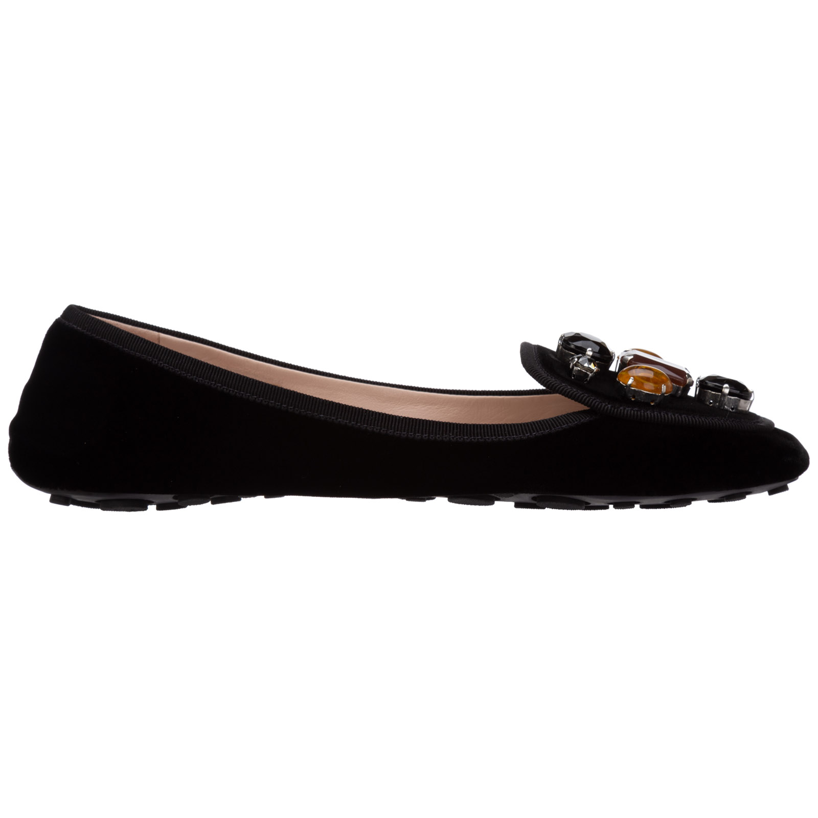 Car Shoe WOMEN'S BALLET FLATS BALLERINAS