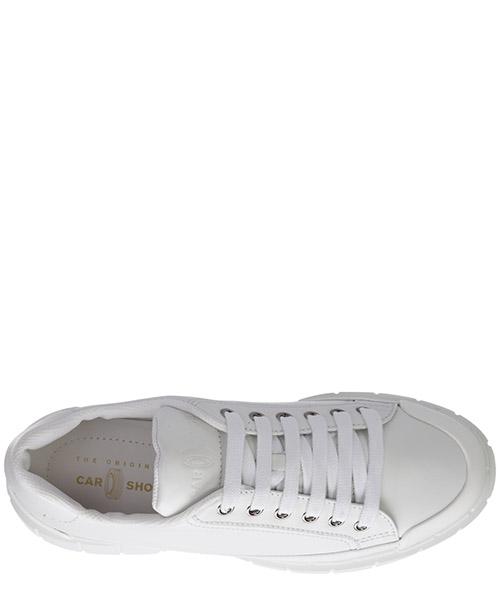 Zapatos zapatillas de deporte mujer en piel secondary image