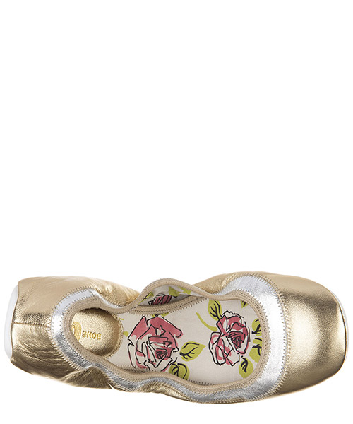 Ballerine donna in pelle  silk secondary image