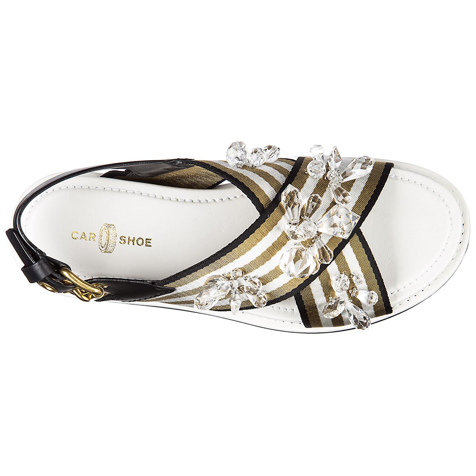 сандалии женские кожаные  nastro riga