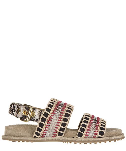 Sandals Car Shoe KDX95L 3A4U F0187 roccia