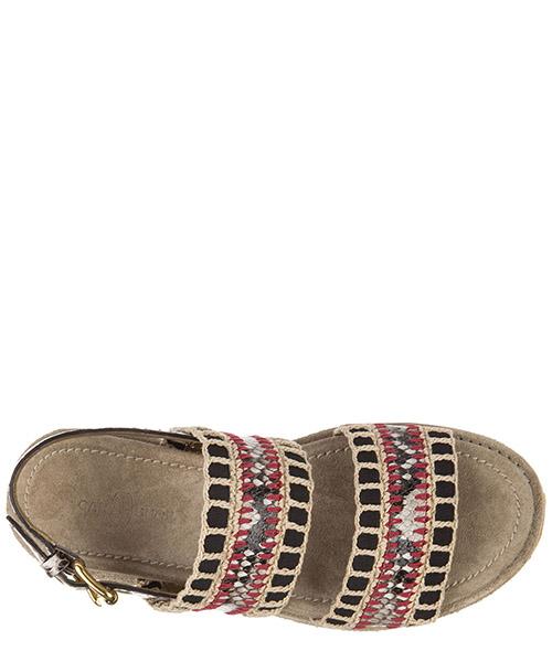 Women's sandals  pitone secondary image