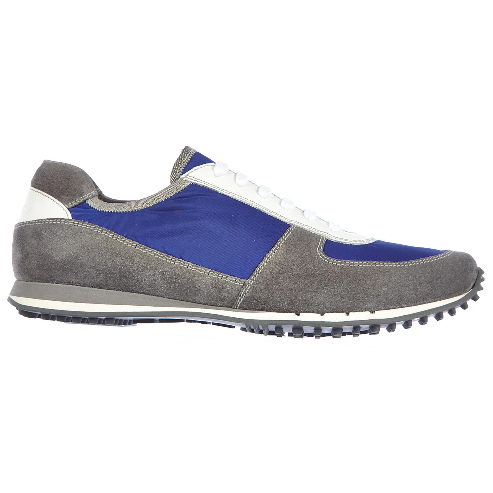 Scarpe sneakers uomo camoscio indago