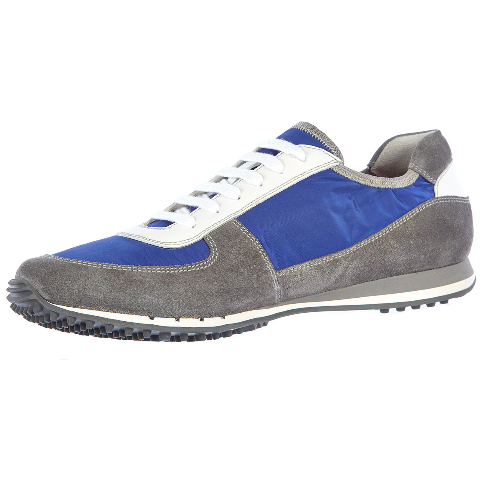 Zapatos zapatillas de deporte hombres en ante indago