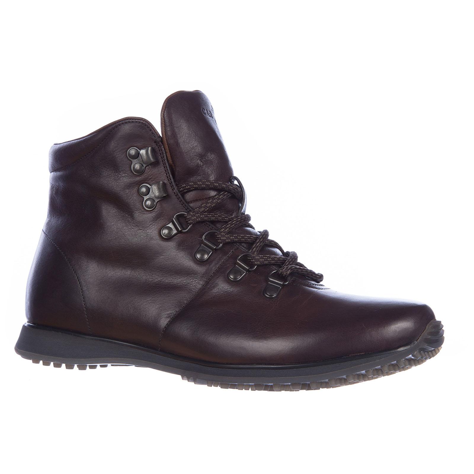 Leder stiefeletten boots herren
