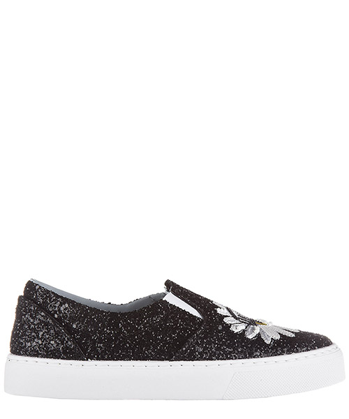 Slip on Chiara Ferragni Flirting CF1522 nero