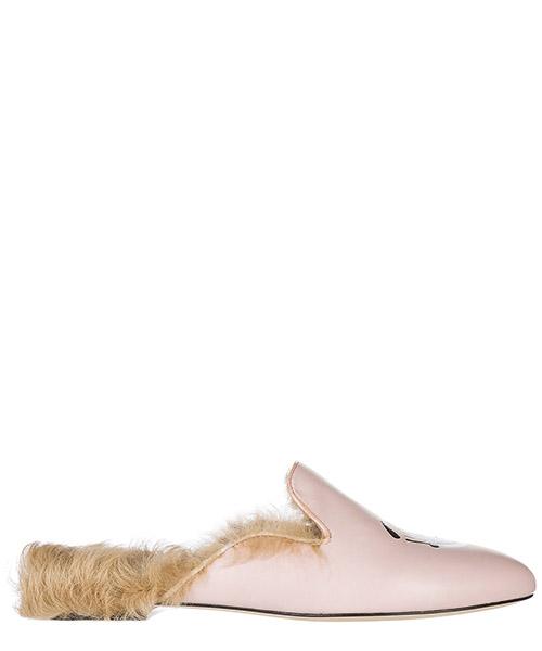 Mules Chiara Ferragni CF1638 rosa