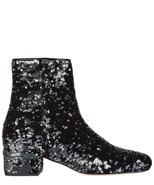 Heeled ankle boots Chiara Ferragni CF1732 nero