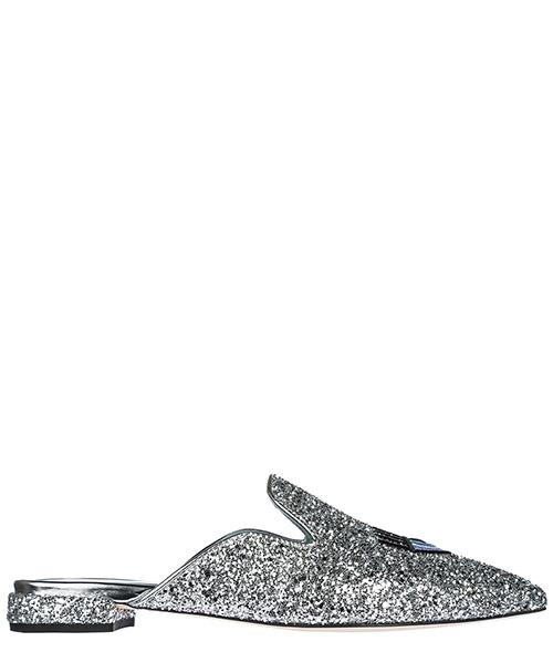 Sabot Chiara Ferragni CF1840 argento