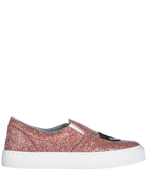 Slip on shoes Chiara Ferragni CF1898 rosa