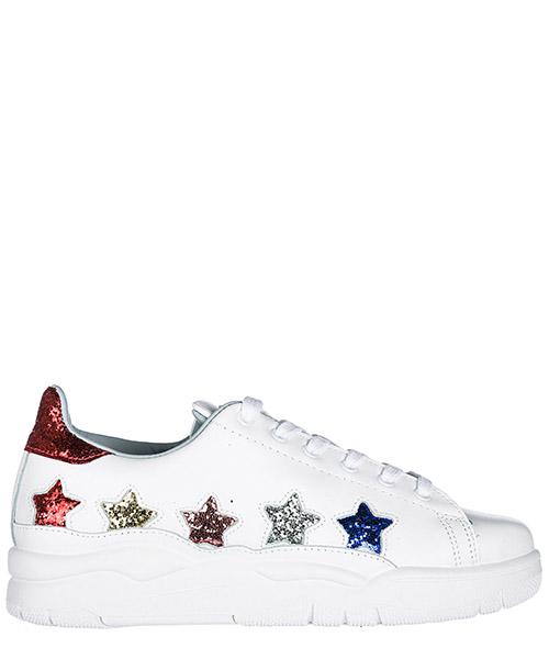 Wedge sneakers Chiara Ferragni Roger CF1912 bianco
