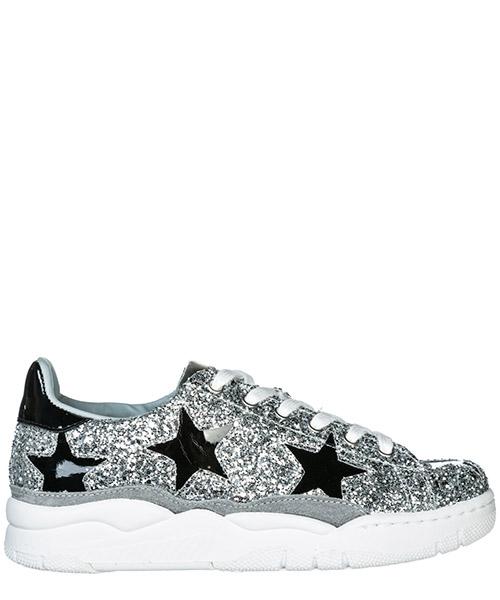 Zapatillas deportivas Chiara Ferragni CF2084 silver/black