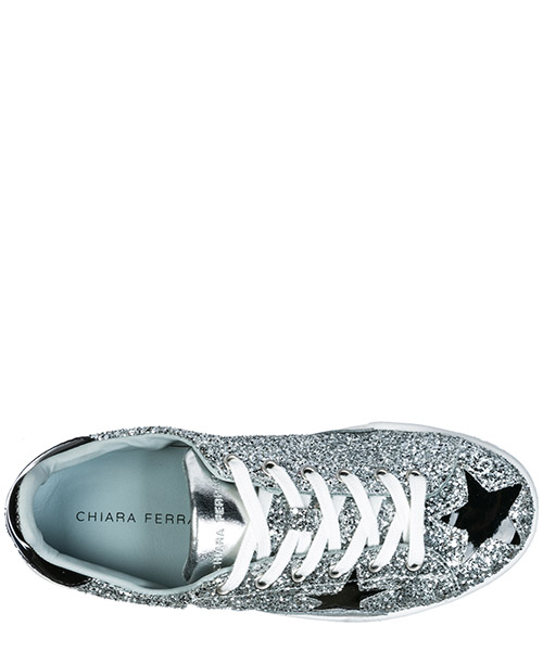 Scarpe sneakers donna in pelle secondary image
