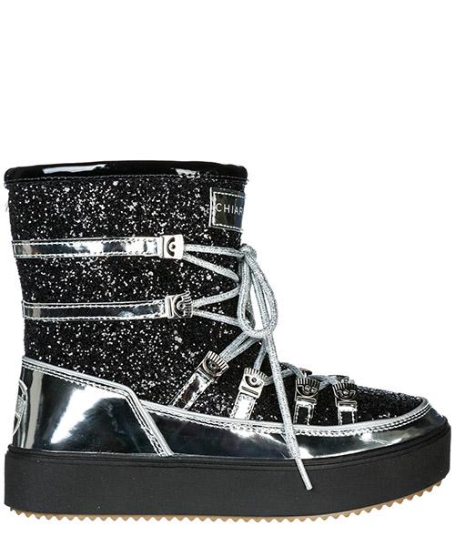 Snow boots Chiara Ferragni CF2121 nero