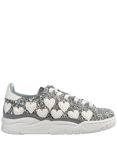 Sneakers Chiara Ferragni CF2250 silver / white