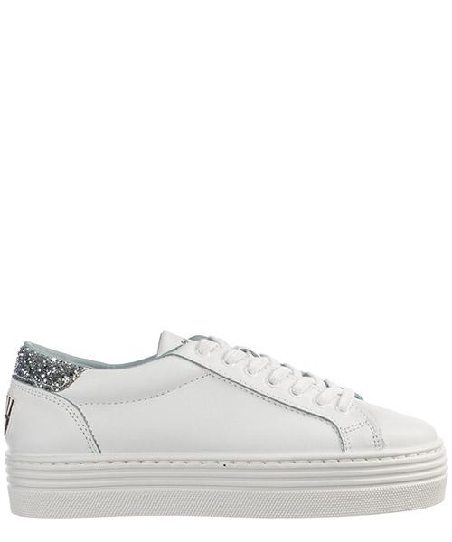 Sneakers Chiara Ferragni Logomania CF2320 bianco