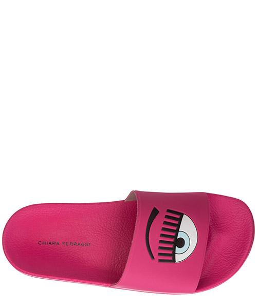 Mujer zapatillas sandalias en goma flirting secondary image