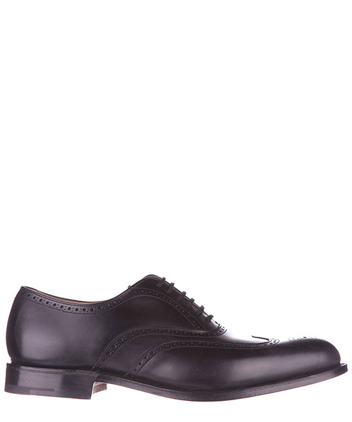 Brogues Church's berlin 6177 11 nero