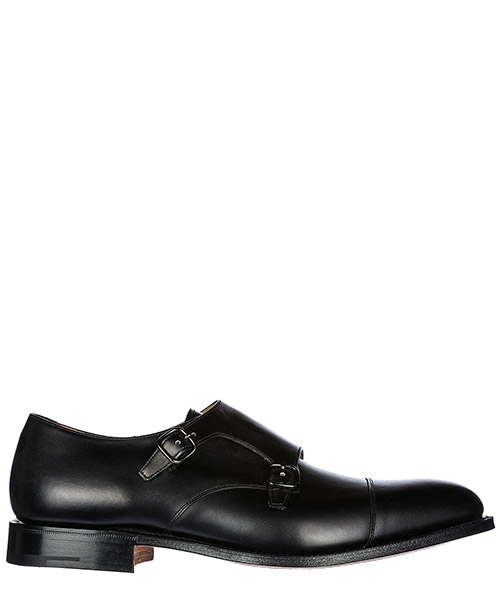 Zapatos de cordon Church's DETROITF0AAB black