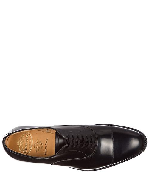 Scarpe stringate classiche uomo in pelle oxford secondary image