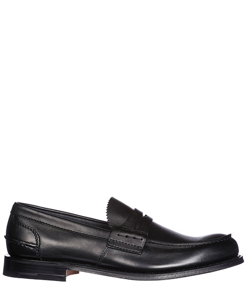 Mocasines Church's EDB0039FGF0AAB black