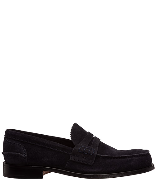 Mocasines Church's EDB003 9VE F0ABM navy