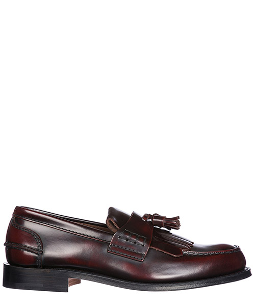 Mocasines Church's EDB007 OREHAM F0ADY burgundy