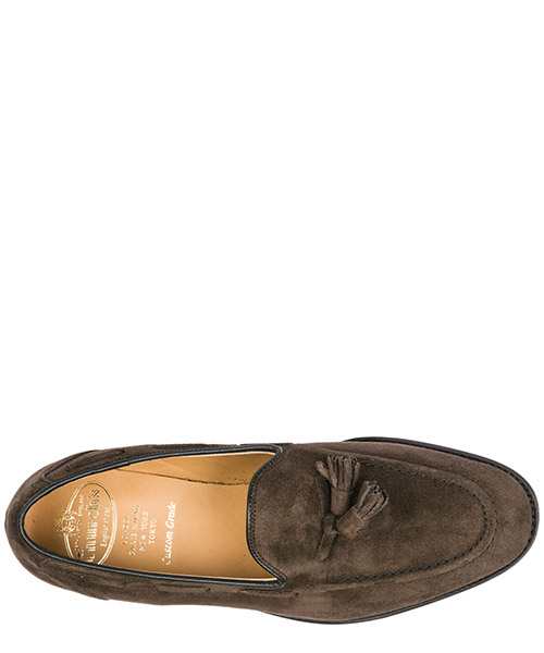 Men's suede loafers moccasins kingsley 2 secondary image