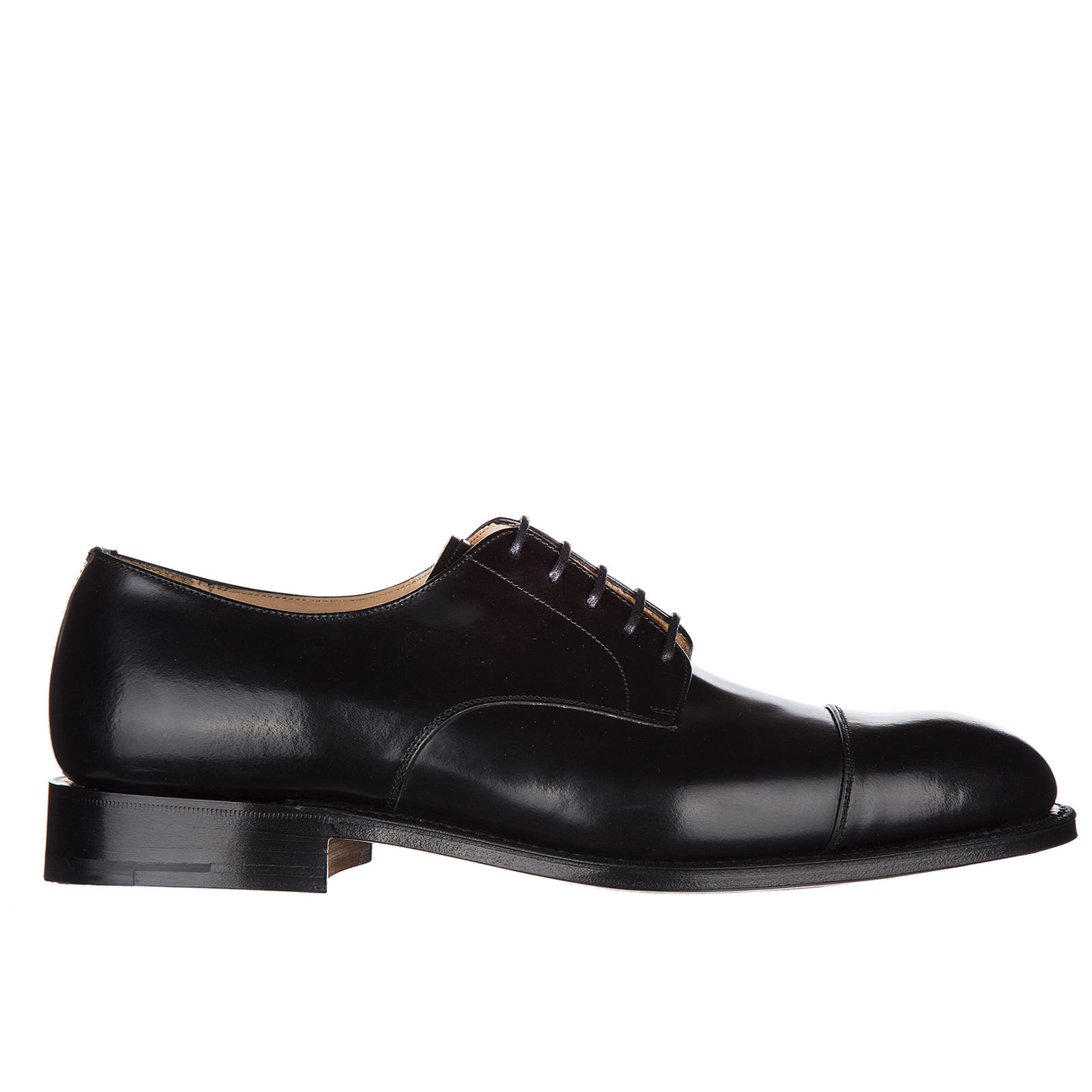 Men's classic leather lace up laced formal shoes cartmel 173 derby
