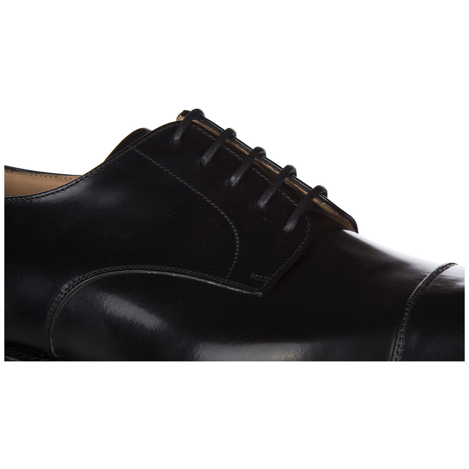 Clásico zapatos de cordones hombres en piel cartmel 173 derby