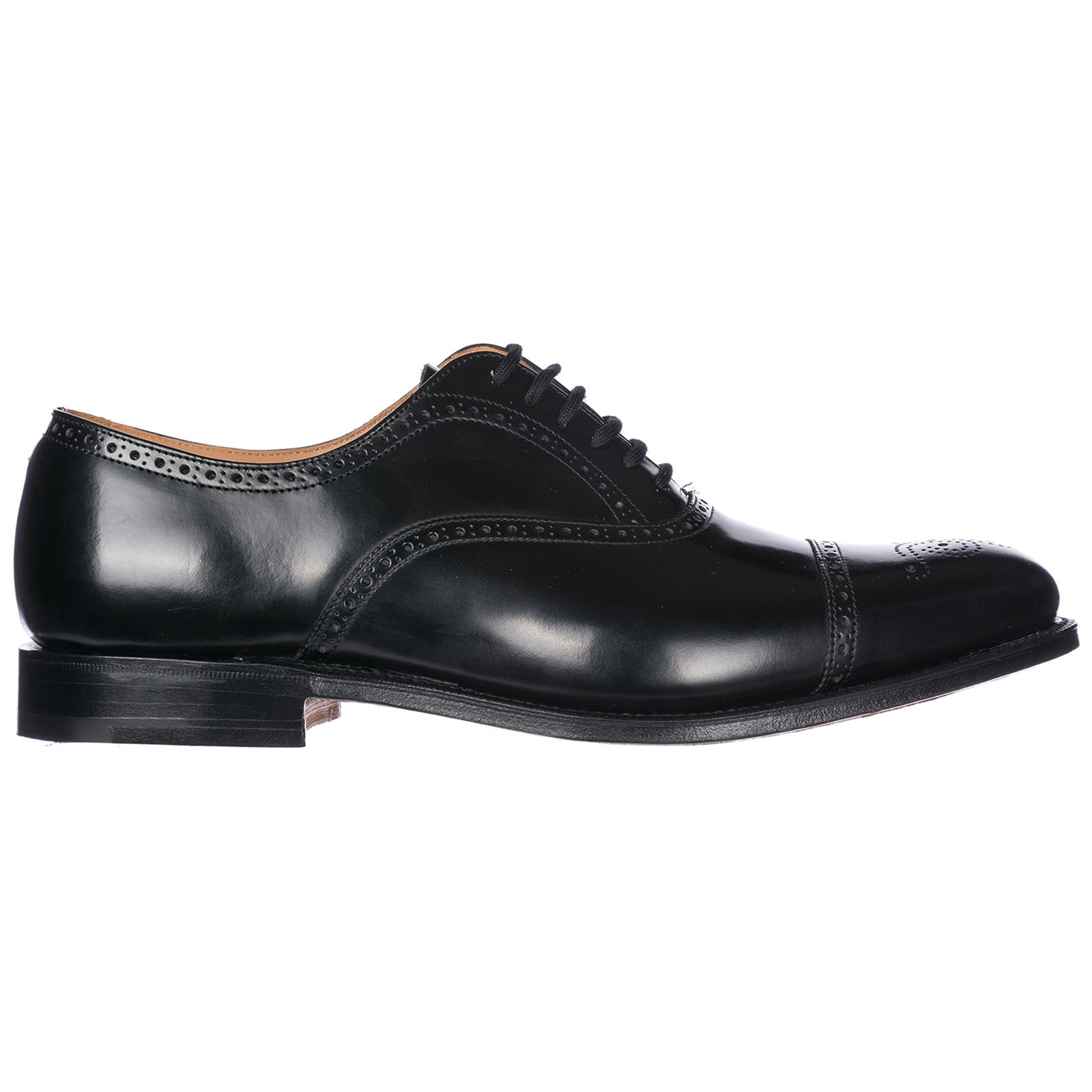 Men's classic leather lace up laced formal shoes tgoldnto brogue