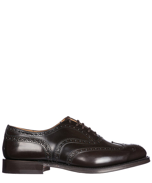Scarpe stringate Church's EEB002 9XV F0AMA light ebony