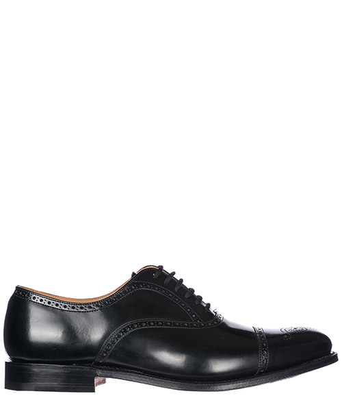 Zapatos de cordon Church's EEB027289XVBLACK black
