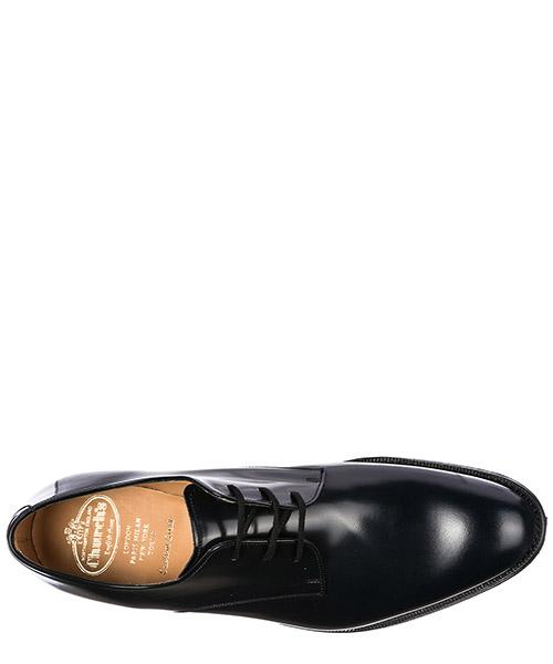 классические туфли на шнурках мужские кожаные oslo derby secondary image