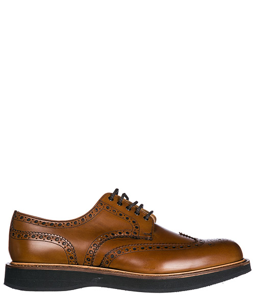 Zapatos de cordon Church's EEC1459MEF0ABG chestnut