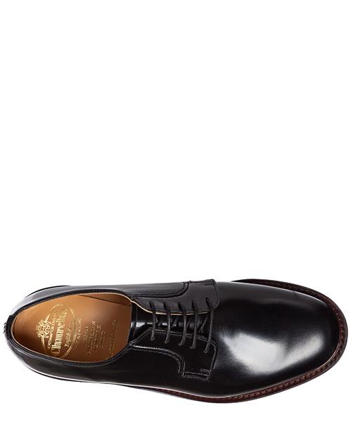 Clásico zapatos de cordones hombres en piel derby woodbridge secondary image
