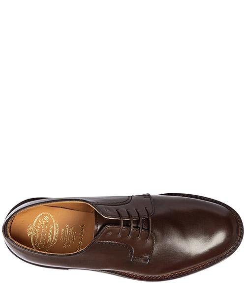 классические туфли на шнурках мужские кожаные derby brogue woodbridge secondary image