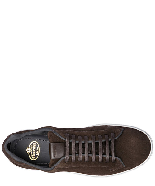 Scarpe sneakers uomo camoscio secondary image