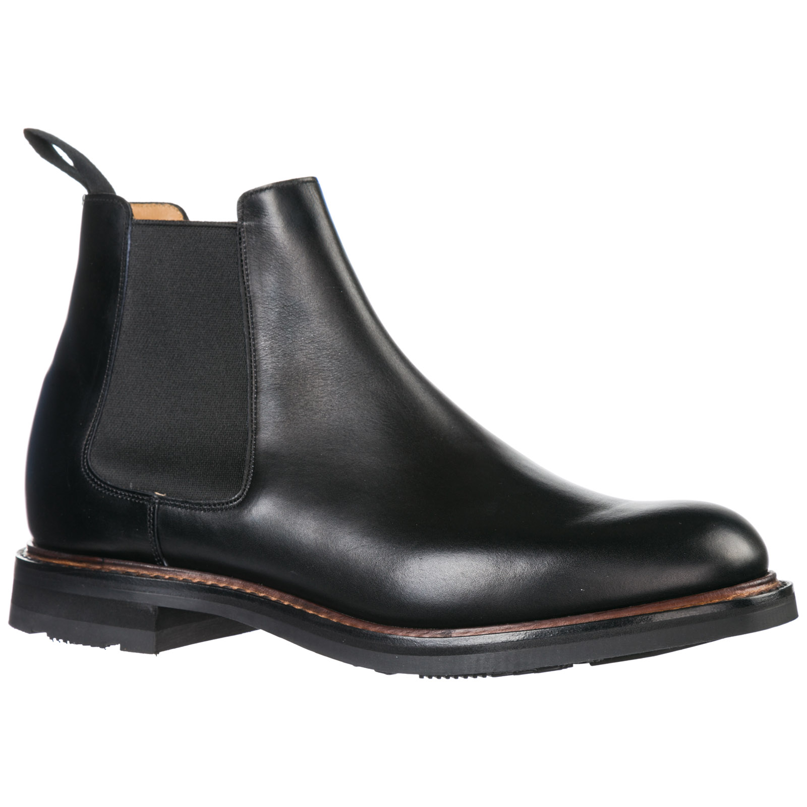 Men's genuine leather ankle boots welwyn