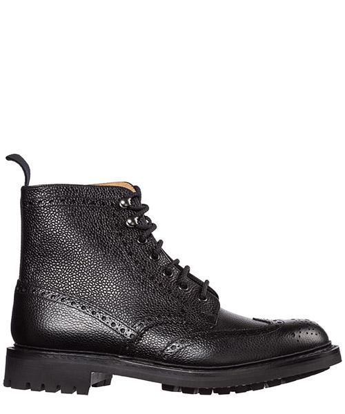Combat boots Church's mc farlane etc0119fqf0aab black